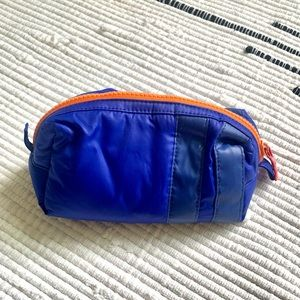 Corroon Sungkay Puffy kit navy with red zipper